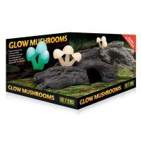 Úkryt EXO TERRA Glow Mushrooms