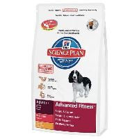 HILL`S SP Canine Adult Advanced Fitness Medium Chicken 12 kg