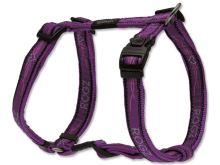 Postroj ROGZ Fancy Dress Beach Bum Purple Chrome L