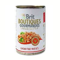 Brit Boutiques Gourmandes Chicken True Meat Bits 400 g