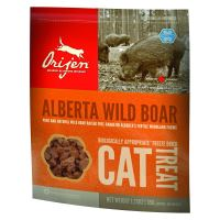 Orijen Cat Alberta Wild Boar - pochoutka sušené maso divočák 35 g