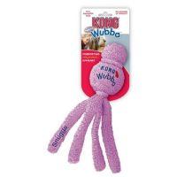 Kong Wubba Snugga gumová hračka pro psy v plyši