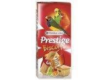 Sušenky VERSELE-LAGA 6 piškotů s medem a kandovaným ovocem 70 g