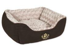 Scruffs Wilton Box pelech pro psy hnědý - velikost S, 50x40 cm