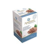 Kapsičky APPLAWS Cat Fish Meat in Jelly multipack 250 g