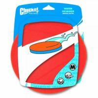 Chuckit! Water Skimmer létající talíř, který skáče na vodě žabky, 20 cm