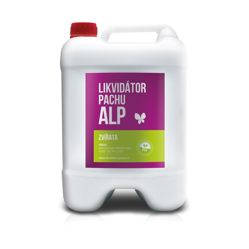 Alp Likvidátor pachu Zvířata - vanilka