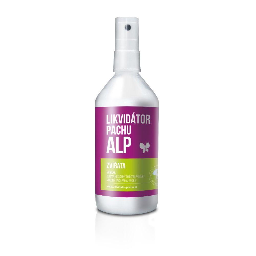 Alp Likvidátor pachu Zvířata - vanilka sprej 215 ml
