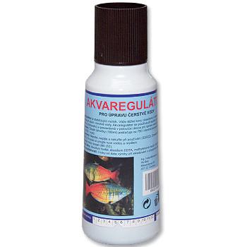 Hü-Ben Akvaregulátor na úpravu vody - těžké kovy, pH 180 ml