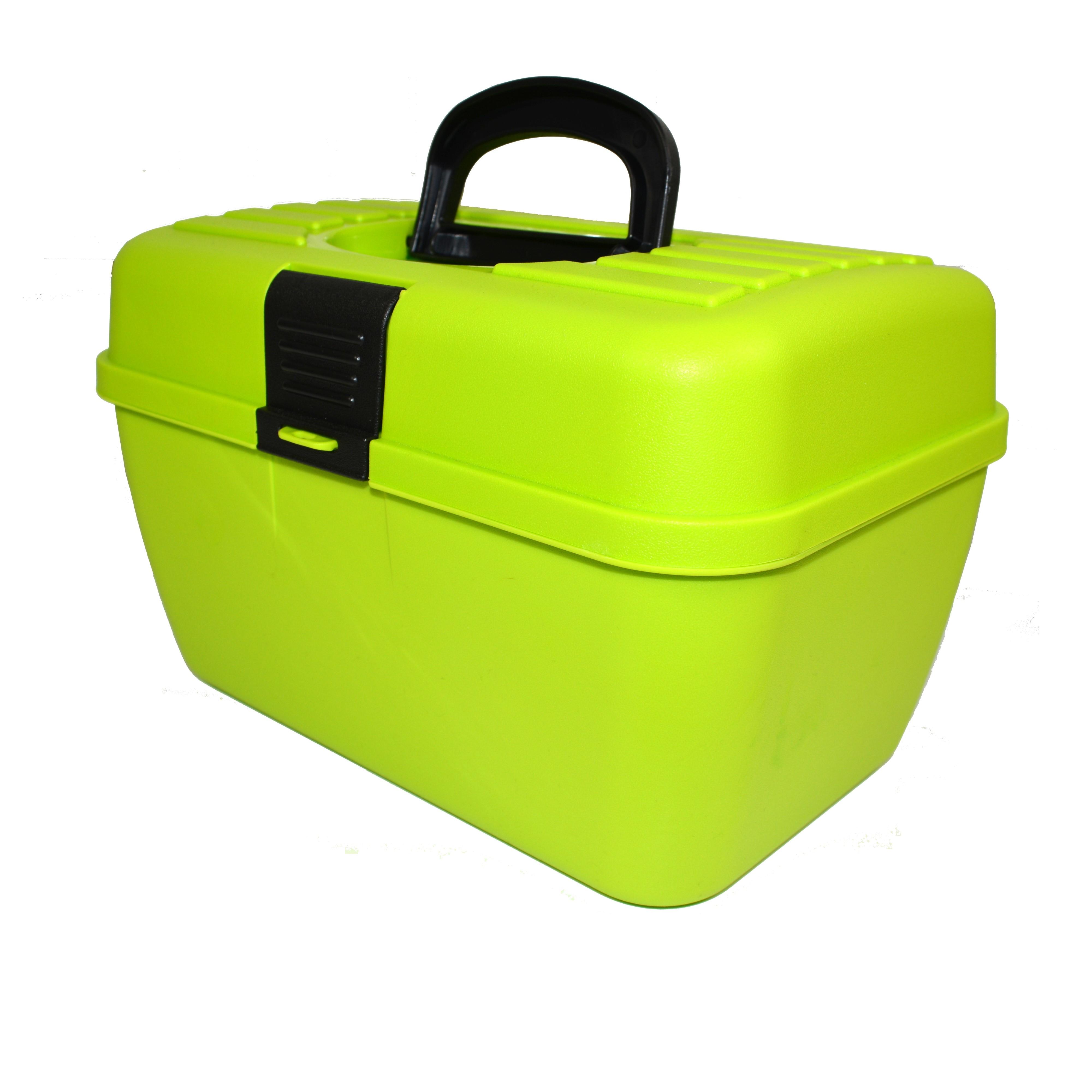 Box na příslušenství Argi - zelený - 29 x 19 x 18 cm