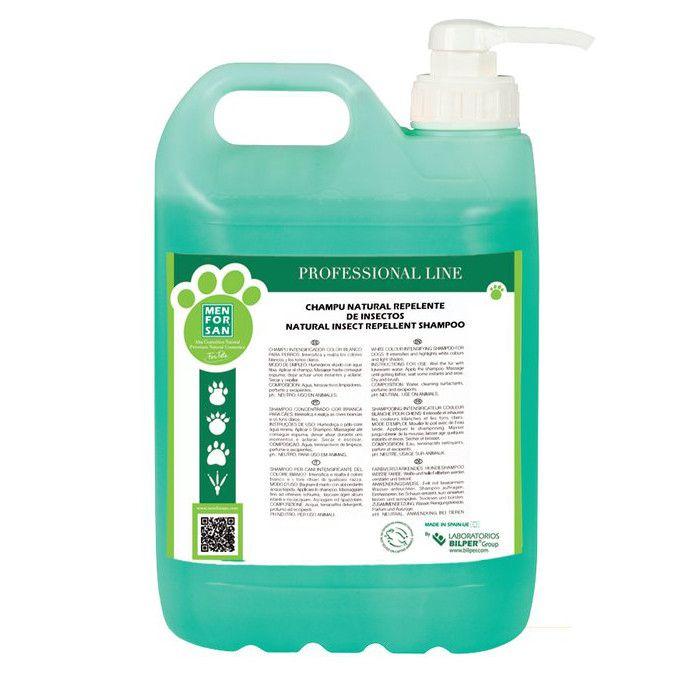Menforsan Repelentní šampon proti hmyzu pro psy 5000 ml