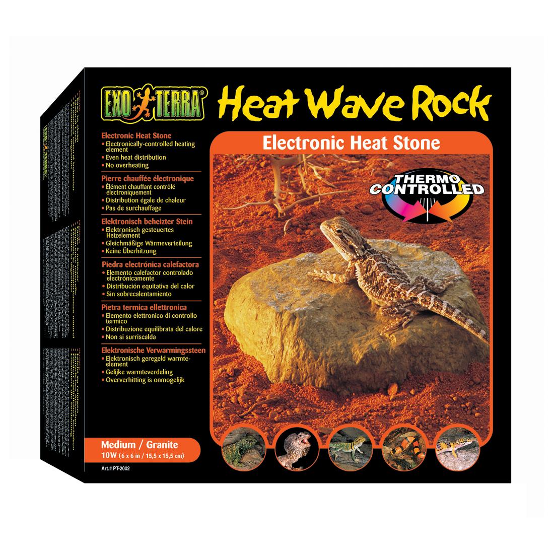 Kámen topný EXO TERRA Heat Wave Rock střední 10 W