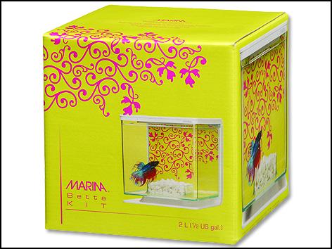 Hagen Marina Betta Kit Girl akvárium plastové 2 l