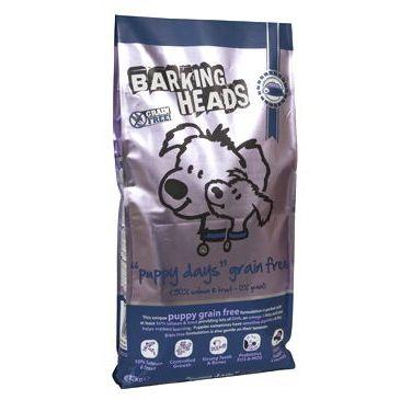 Barking Heads Puppy Days Grain Free 12 kg
