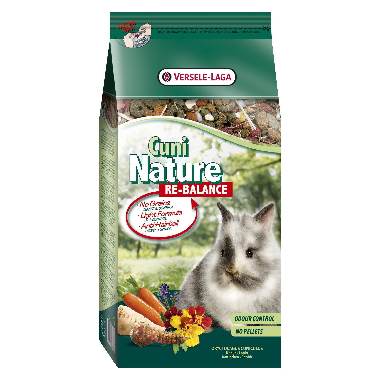 Krmivo VERSELE-LAGA Nature ReBalance Light pro králíky