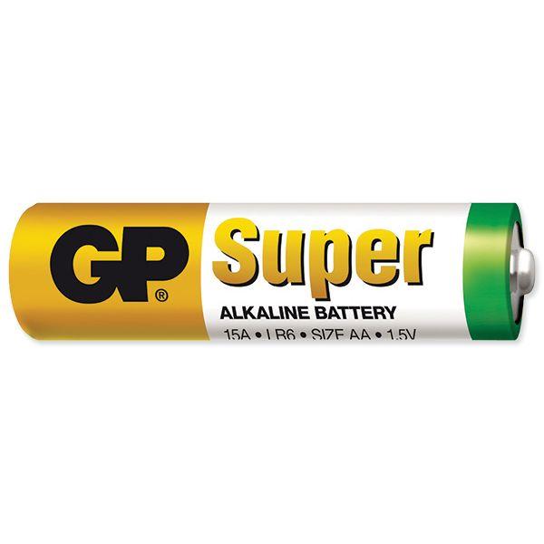 Náhradní baterie DOGTRACE GP Super Alkaline 1,5V AA 2 ks