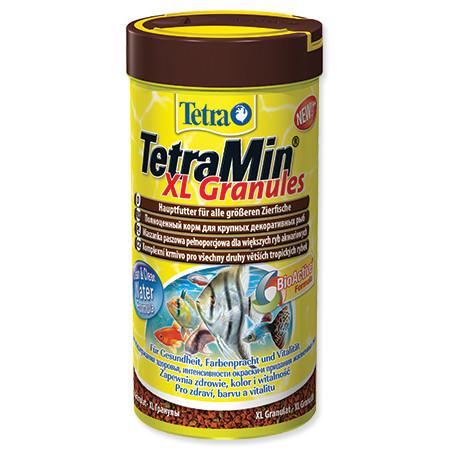 Tetra Min XL Granules granulové krmivo pro větší ryby
