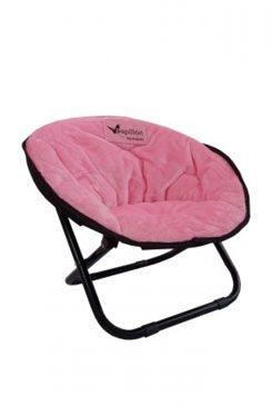 Křesílko růžové Papillon pro kočky, malé psy