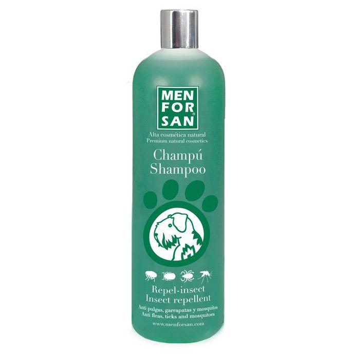 Menforsan Repelentní šampon proti hmyzu pro psy