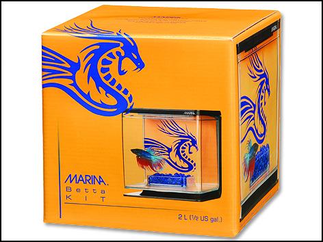Hagen Marina Betta Kit Boy akvárium plastové 2 l