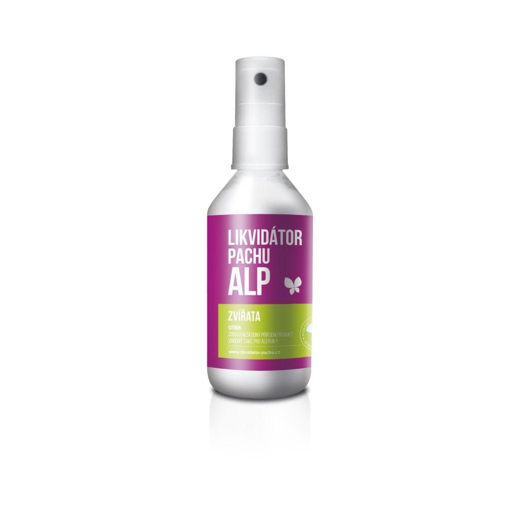 Alp Likvidátor pachu Zvířata - citron sprej 100 ml
