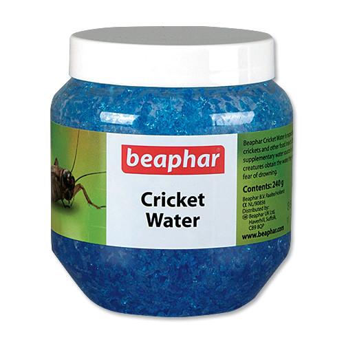 Krmivo BEAPHAR Cricket water doplňkové pro cvrčky