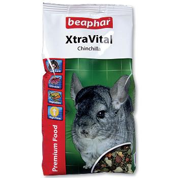 Krmivo BEAPHAR XtraVital činčila 1 kg