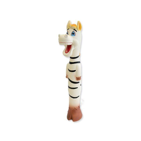 Hračka DOG FANTASY Latex zvířata se zvukem mix 30 cm