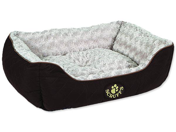 Scruffs Wilton Box pelech pro psy hnědý - velikost M, 60x50 cm