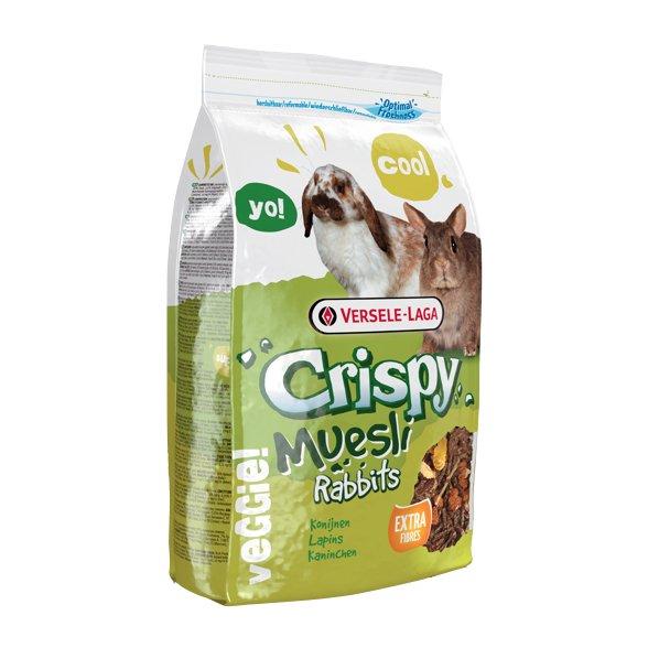VL krmivo pro králíky Crispy Müsli 2,75 kg