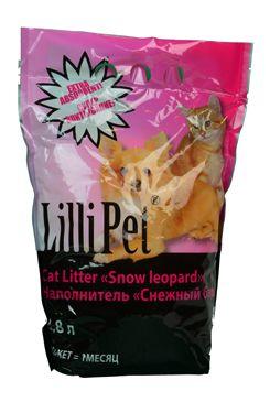 Podestýlka Snow Leopard antibakteriální, růžová 3,8l