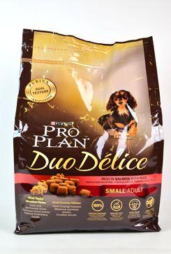 ProPlan Dog Adult Duo Délice Small &Mini Salmon