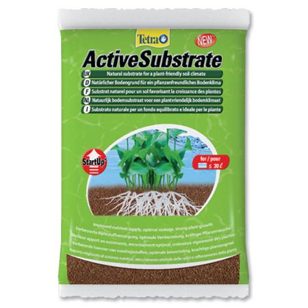 Tetra Active Substrate přírodní, z jílovitých minerálů 3 kg