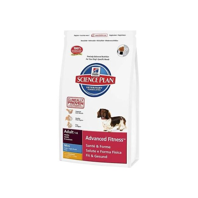Hill's Science Plan Canine Dry Adult Mini 7 kg