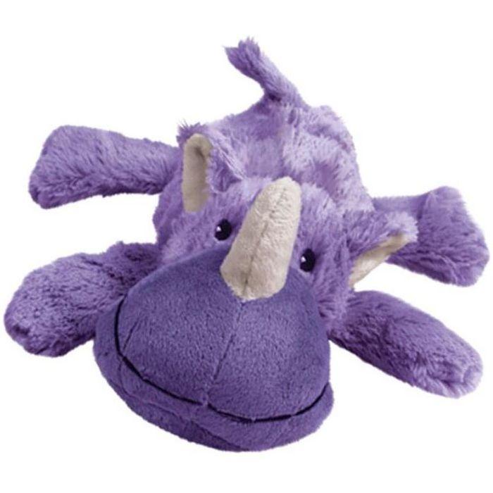 Kong Cozie Brights Odolná plyšová hračka