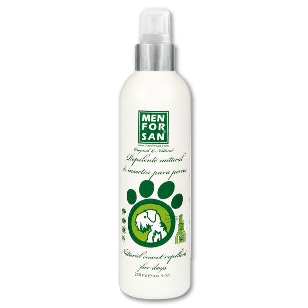 Menforsan Přírodní repelent pro psy proti hmyzu s extraktem z citronely 250 ml