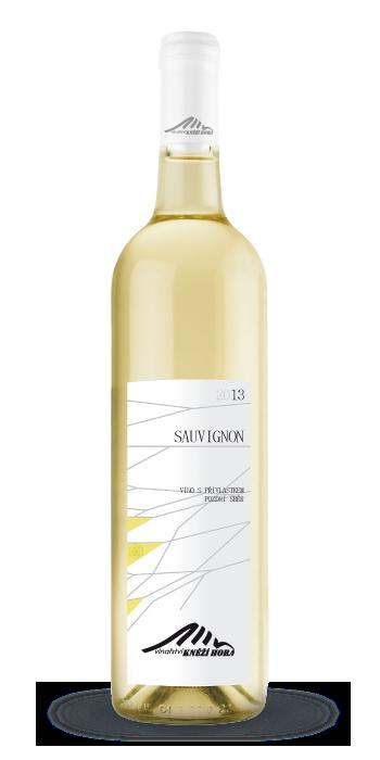 Sauvignon 2013 - suché