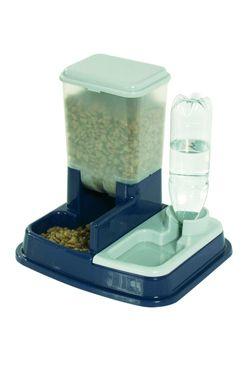 Zásobník na krmivo a vodu DuoMax KAR