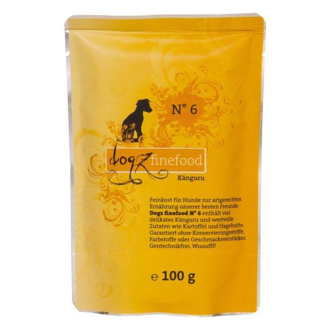 Dogz Finefood No.6 - klokan pro psy 100 g