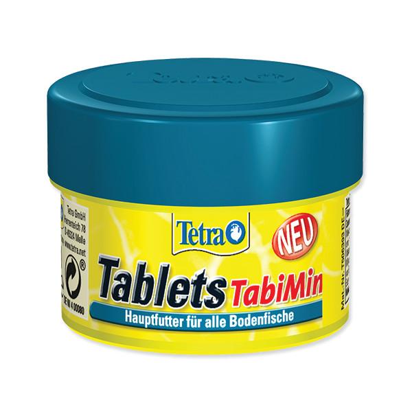 Tetra TabiMin krmivo pro ryby žijící u dna 58 tablet