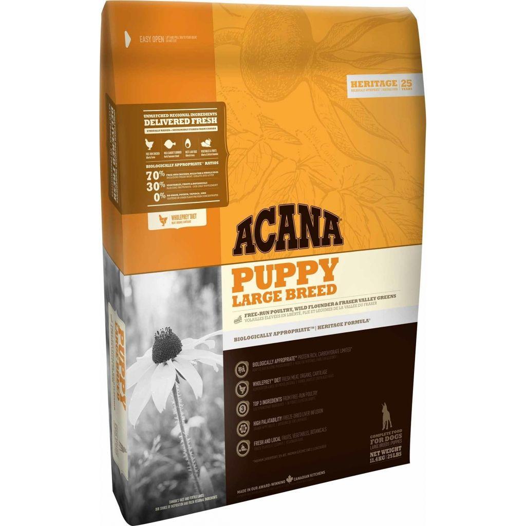 Acana Dog Puppy Large Breed Heritage