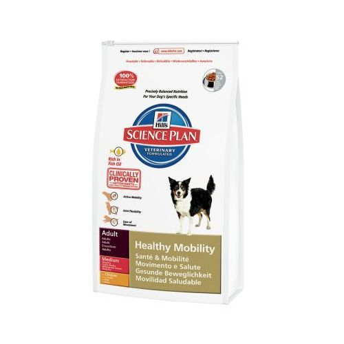 Hill's Science Plan Canine Dry Mobility Medium 3 kg