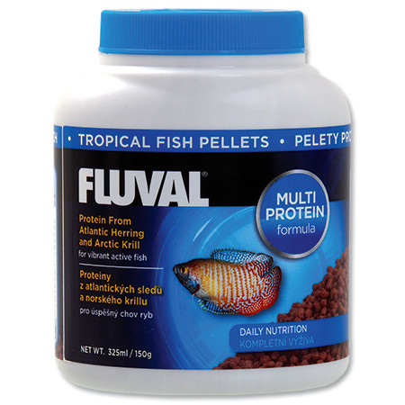Hagen Fluval Tropical Pellets krmivo pro tropické ryby v peletách 325 ml