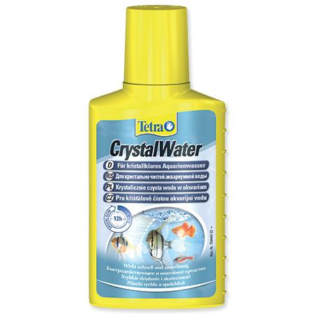 Tetra Crystal Water koncentrát proti plovoucím nečistotám 100 ml