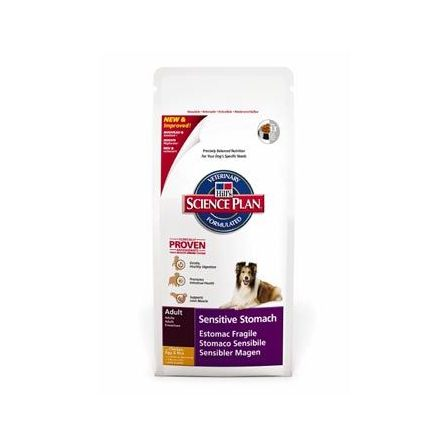 Hill's Science Plan Canine Dry Sensitive Stomach 12 kg
