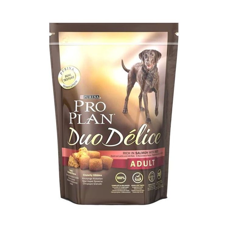 Pro Plan Dog Adult Duo Délice Salmon 2,5 kg