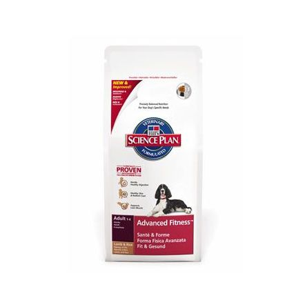 Hill's Science Plan Canine Dry Adult Lamb & Rice 3 kg