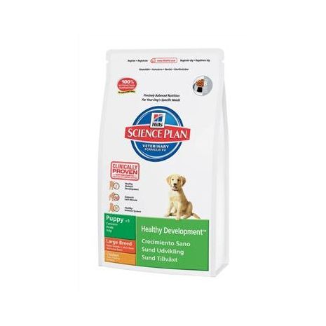 Hill's Science Plan Canine Dry Puppy Growth Large Breed 16 kg