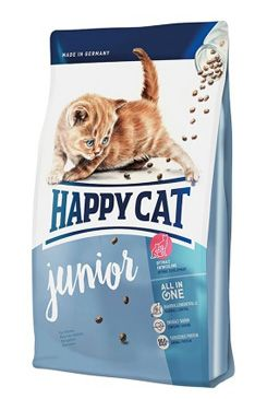Happy Cat Supr. Junior Fit&Well 300g kotě,ml.kočka