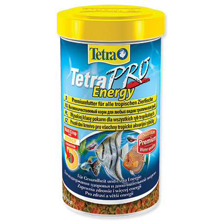 Tetra Pro Energy energetické krmivo pro ryby 250 ml